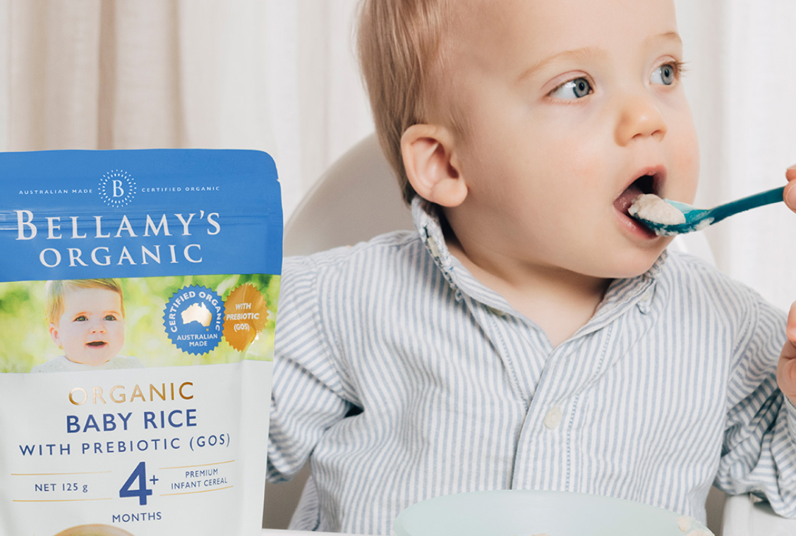 How To Nourish & Develop Your Baby's Gut Microbiome. Here's What A Paediatric Dietitian Recommends