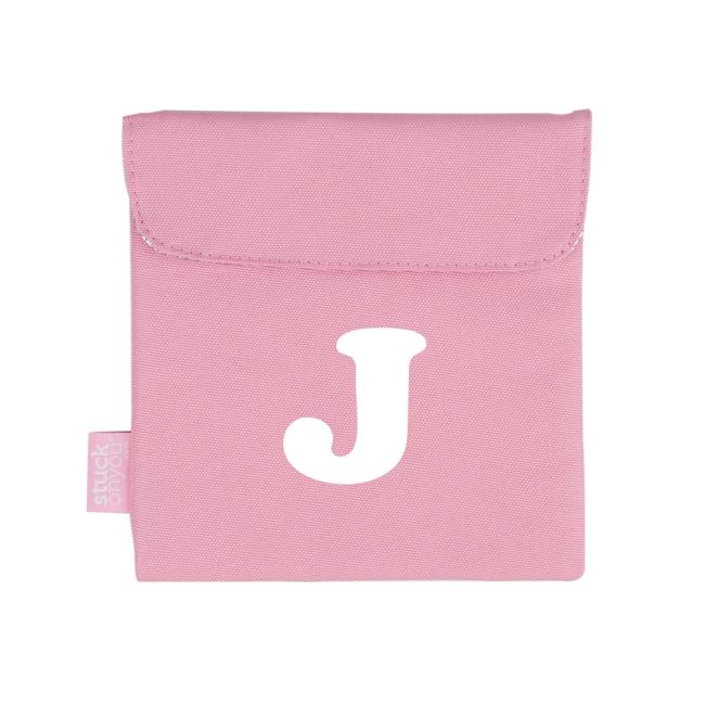 Stuck On You Monogram Sandwich Bag