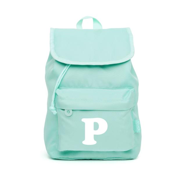 Stuck On You Monogram Top Loading Backpack