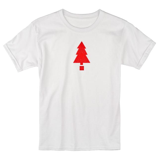 Stuck On You Christmas T-shirt