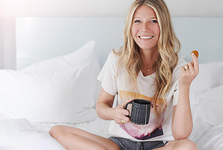 """Gwyneth Paltrow Shares Three Exclusive Recipes With Us From Her Latest Cookbook """"The Clean Plate"""""""