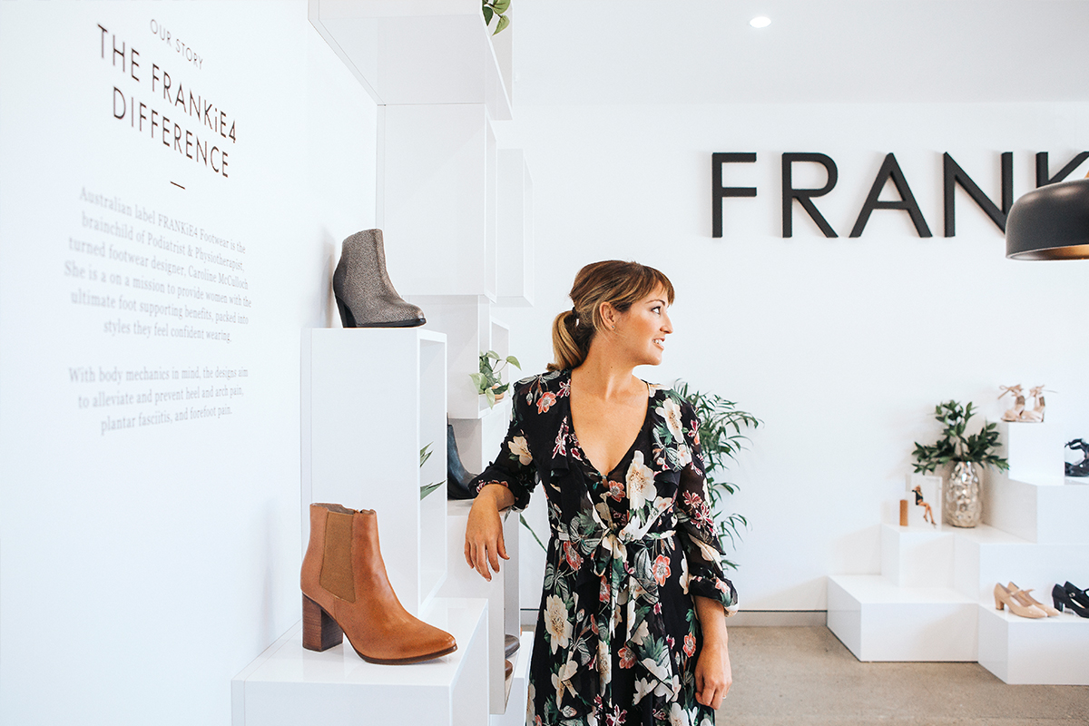 FRANKIE4 Has Done The Impossible. Introduced Fashion-Forward, Style-Focused Shoes … That Are Actually Good For Your Feet.