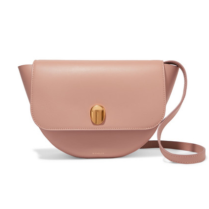 WANDLER Billy leather shoulder bag £590