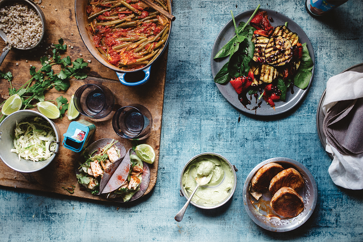 Yogic Kitchen Offers A Compelling Case for Food As Medicine (With Three Amazing Recipes To Prove It)