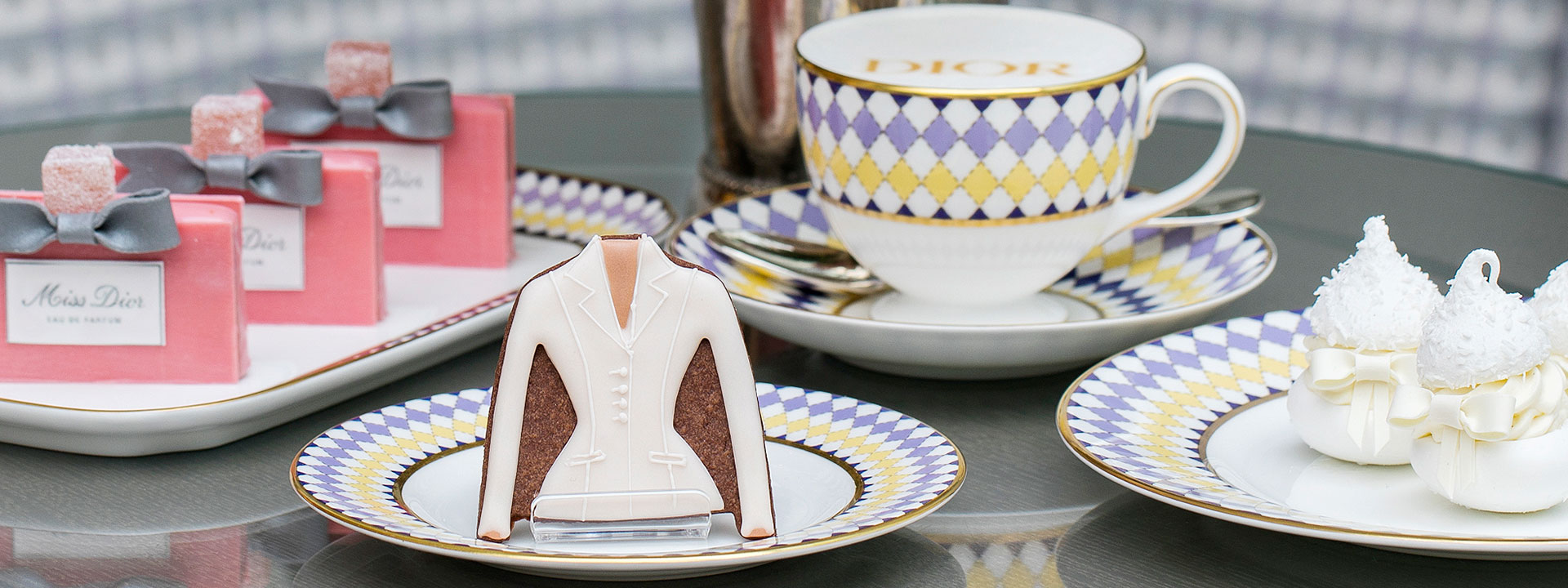 A Dior-Inspired Mother's Day Treat
