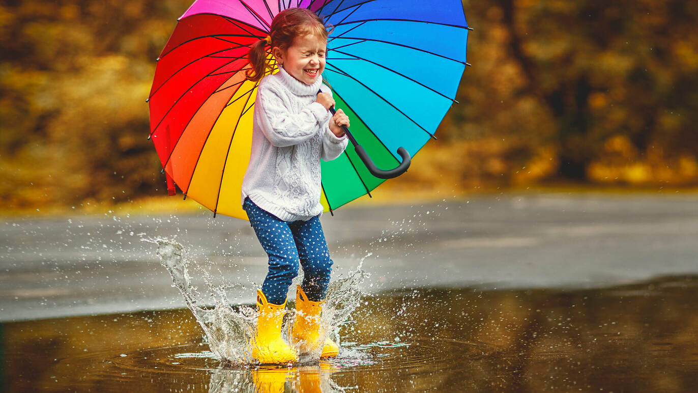 Why Everyone's Going Mad For Puddle Jumping