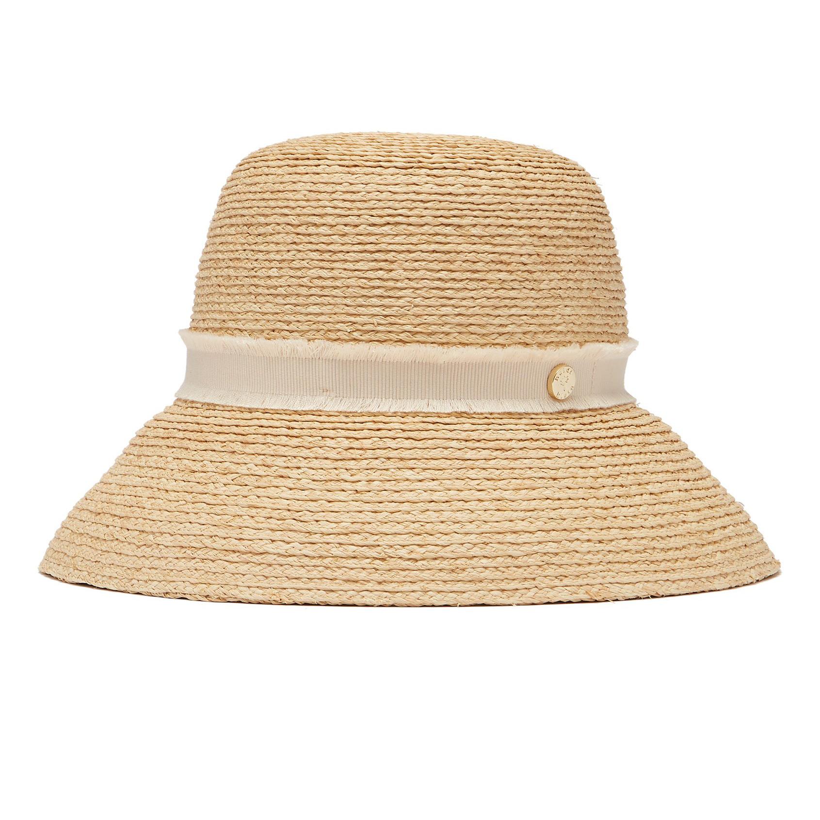 Heidi Klein Cape Elizabeth Straw Hat