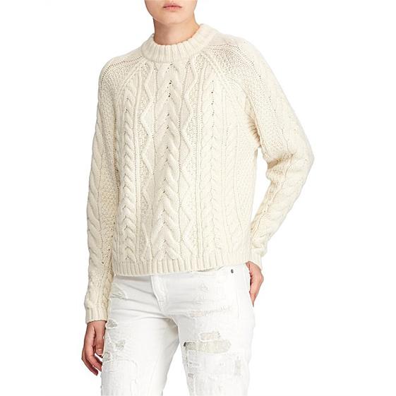Polo Ralph Lauren Aran Sweater
