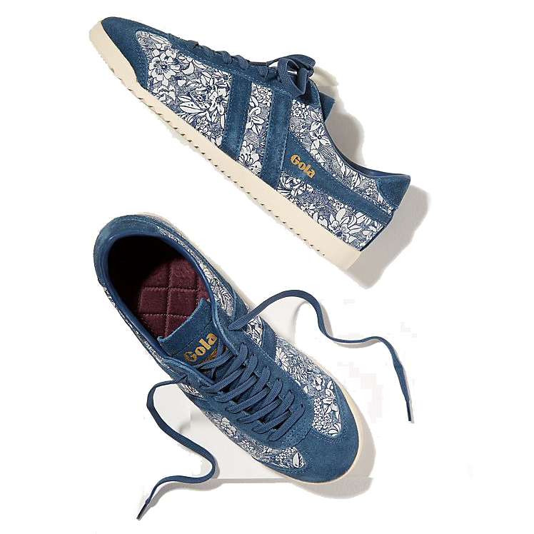 Anthropologie Gola Bullet Liberty Trainers