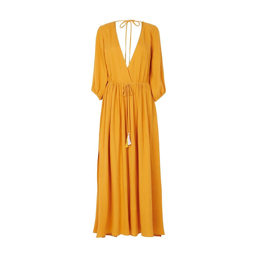 Bird & Knoll Alejandra Maxi Dress