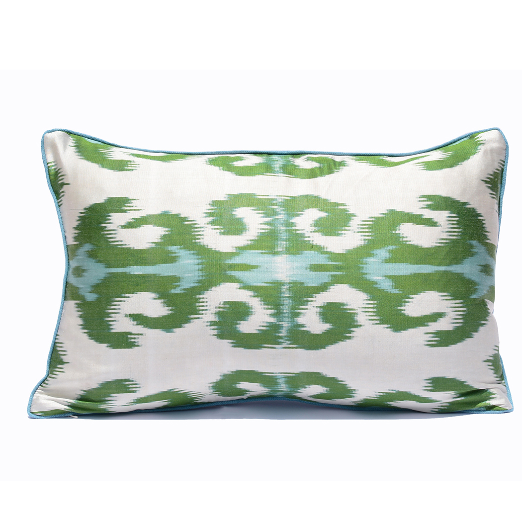 Kushaan Silk Pillow Bodrum