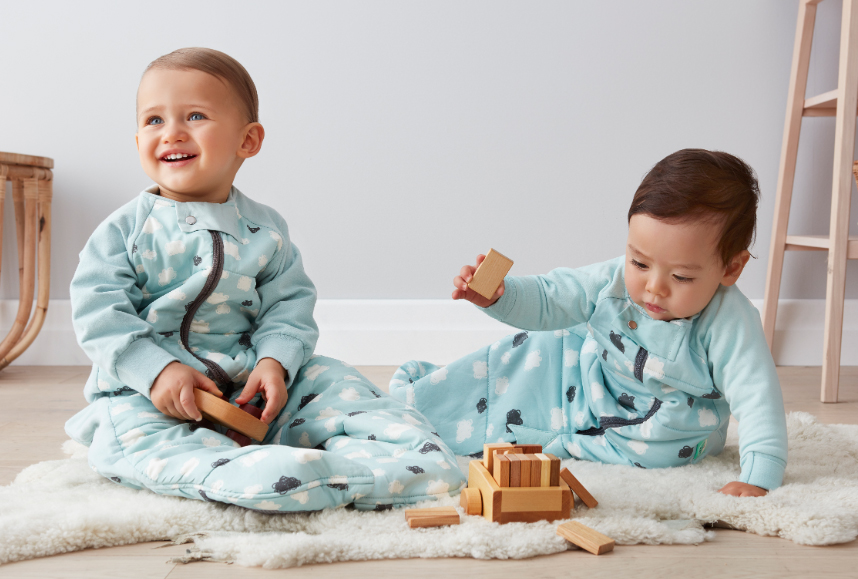 ergoPouch Are Helping Our Babies To Sleep – One Adorable Sleep Suit At A Time