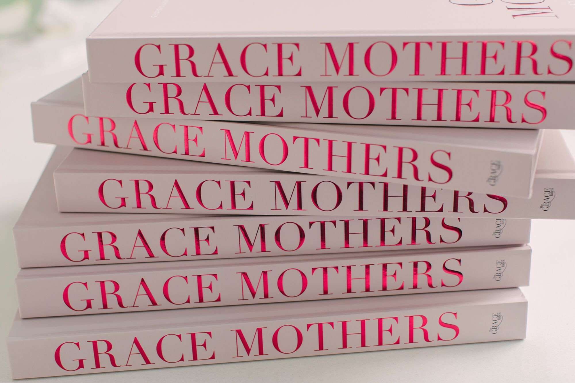Take A Look Inside Our New Book 'Grace Mothers Letters To Our Children'