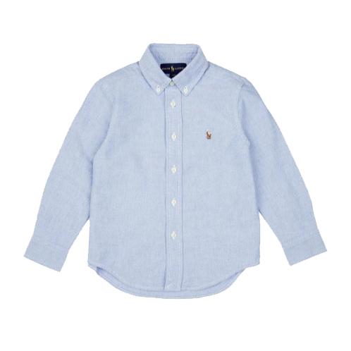 Polo Ralph Lauren Cotton Oxford Sport Shirt – Kids