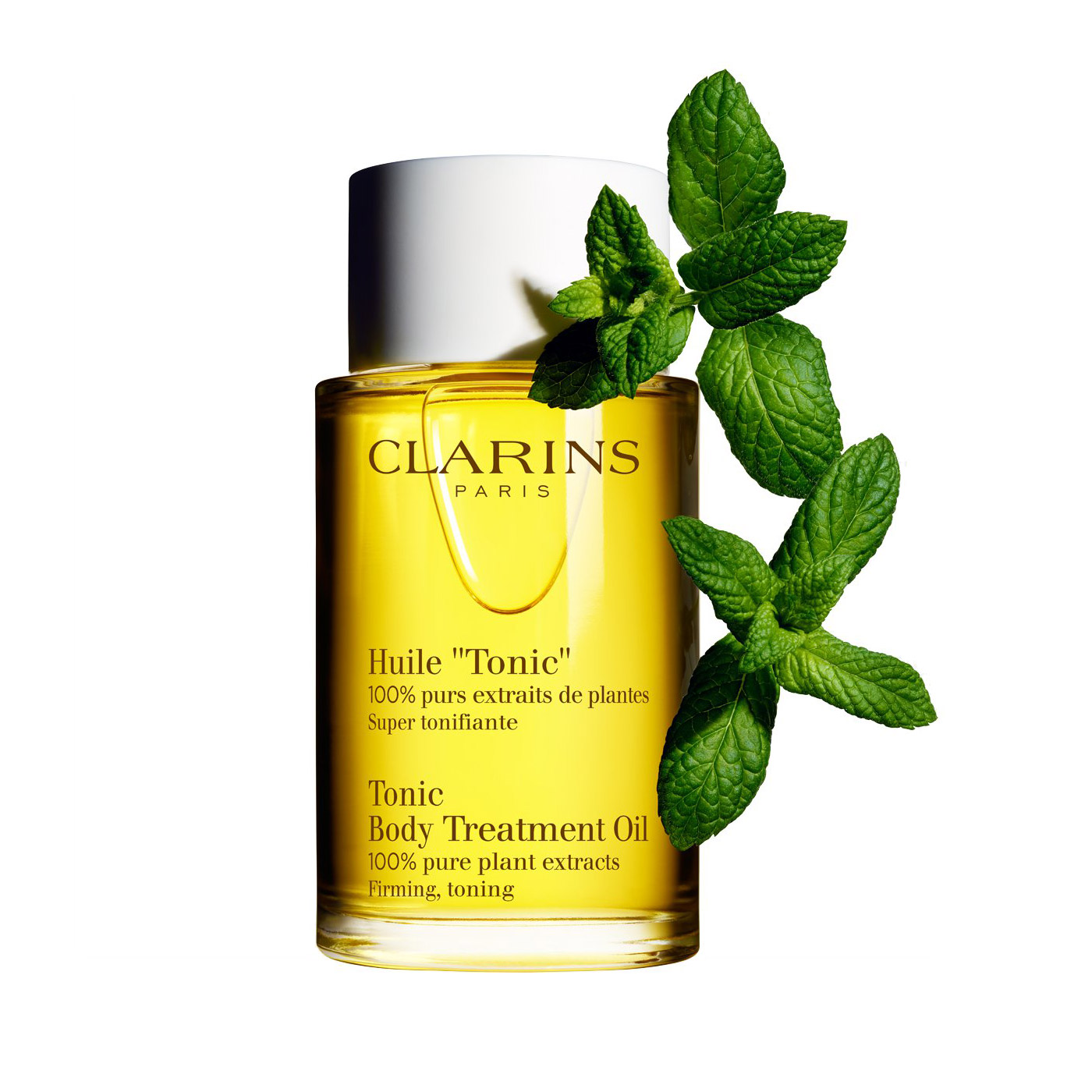 Clarins Tonic Body Treatment Oil – Firming/Toning