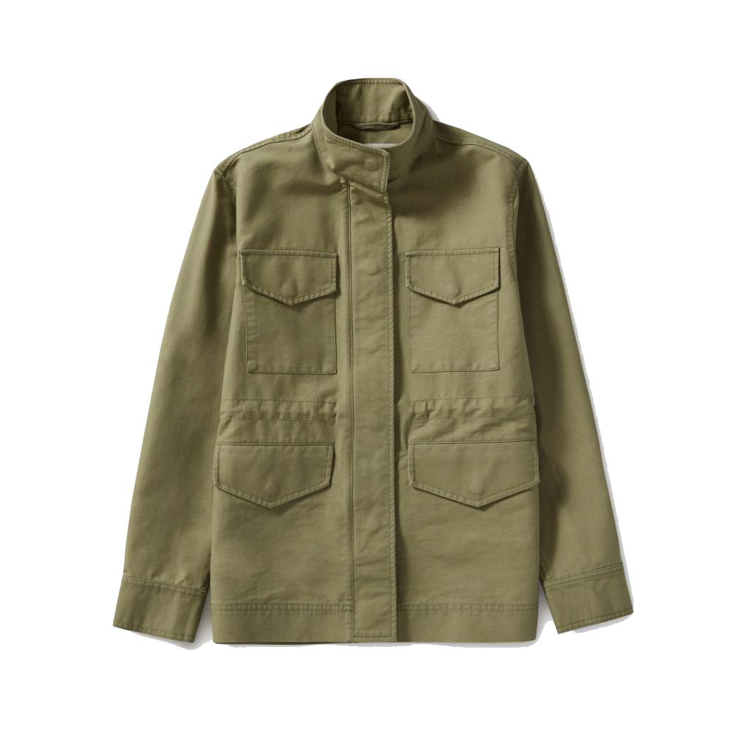 Everlane The Modern Utility Jacket