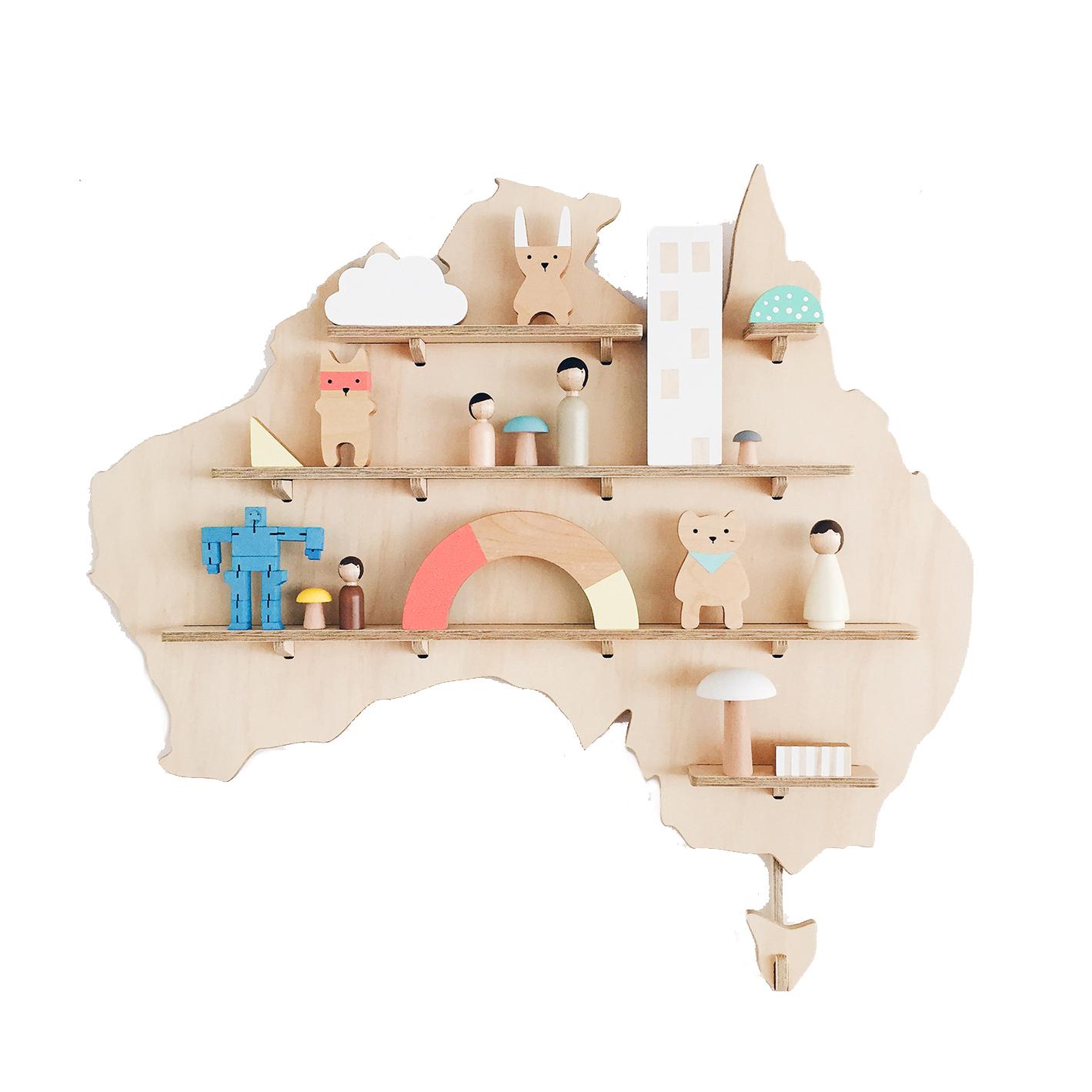 One Two Tree My Treasure Board— Australia