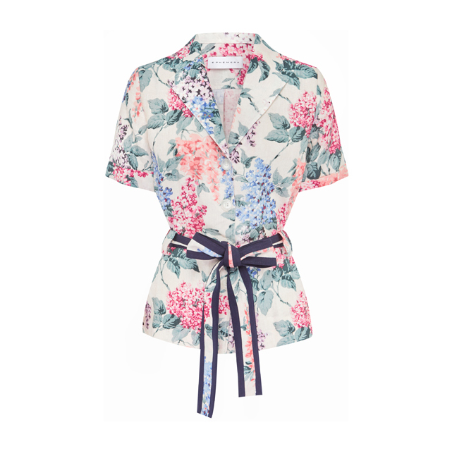 Ephemera Bloom Safari Shirt