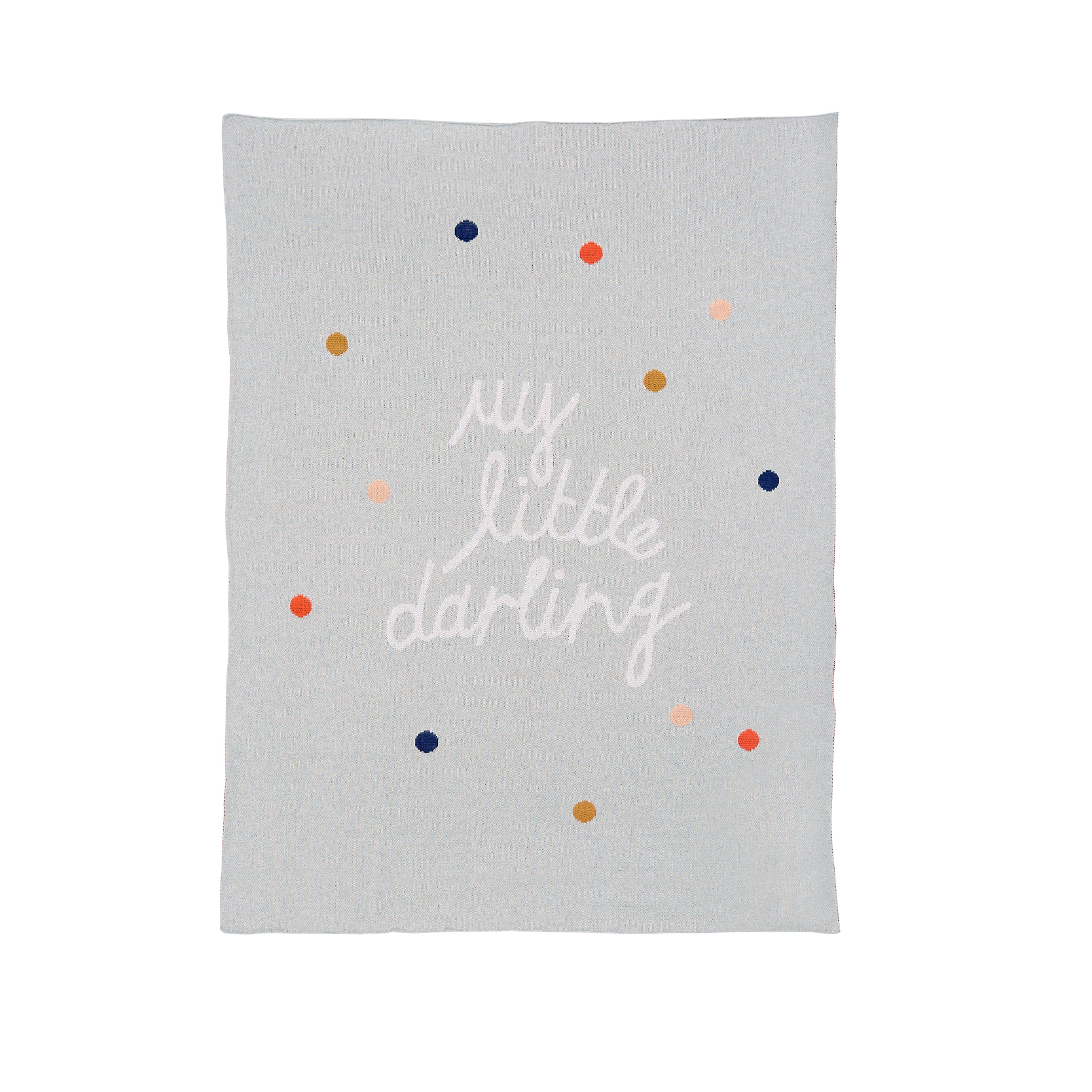 Castle And Things Small Darling Baby Throw