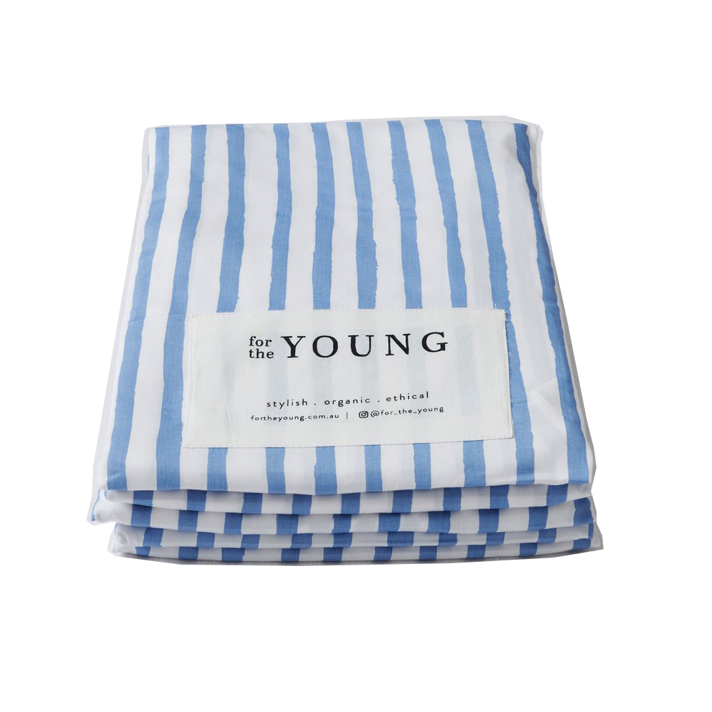 For The Young Fitted Cot Sheet