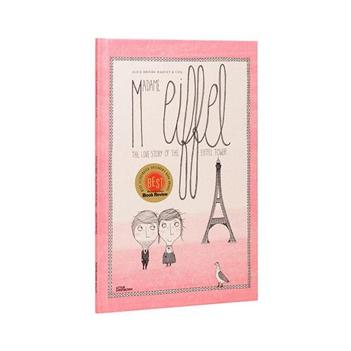 Madame Eiffel by Alice Brière-Haquet