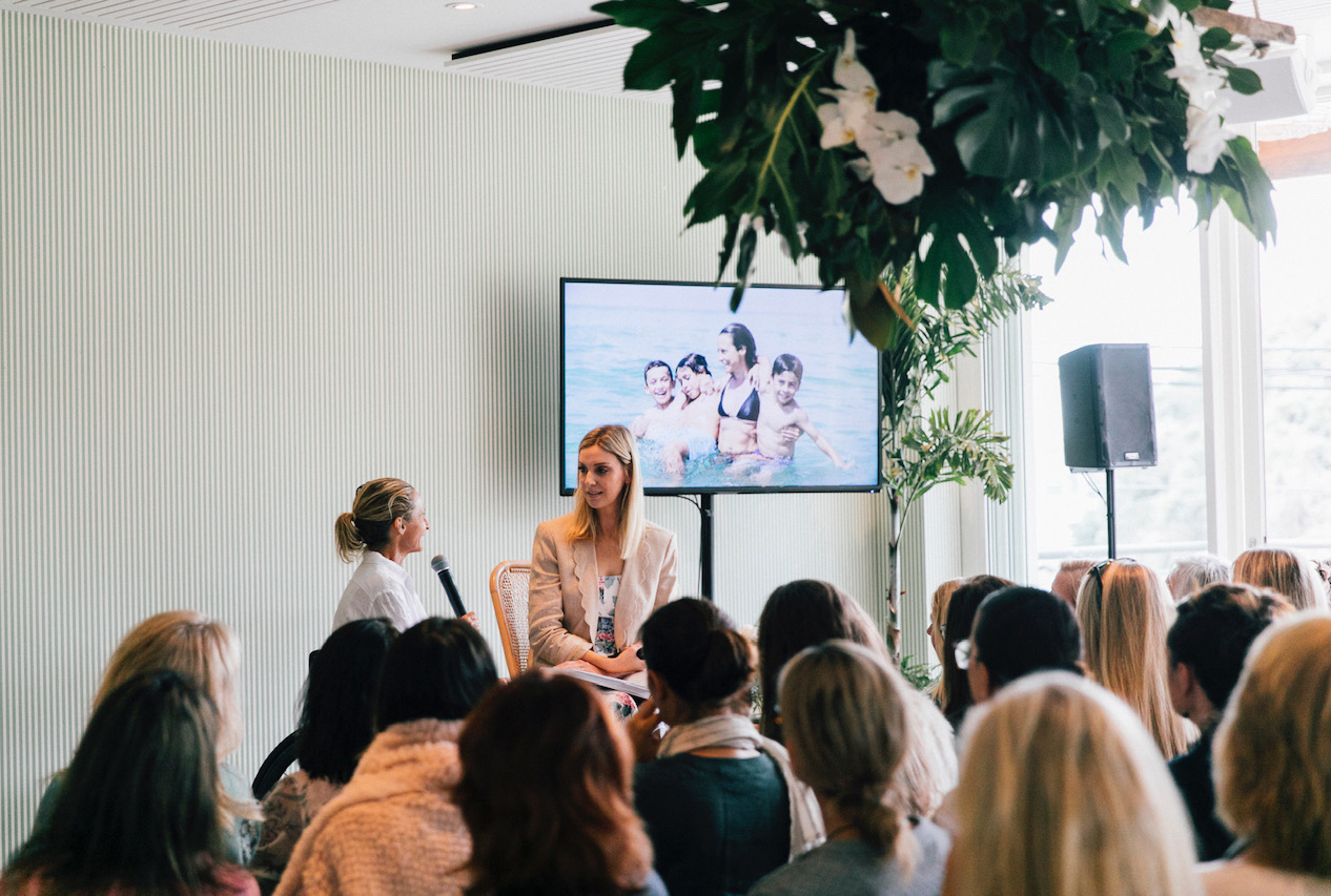 Inside Our Divine Sydney Launch Of GRACE MOTHERS At The Boathouse Shelly Beach