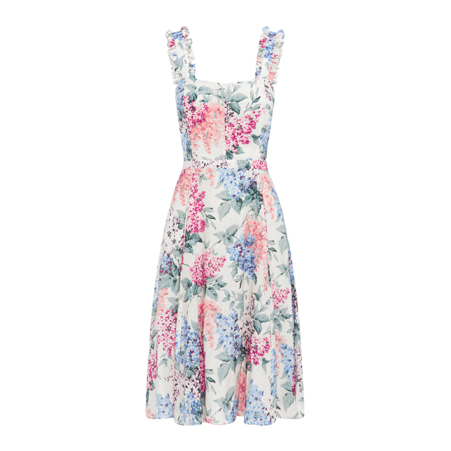Ephemera Bloom Bustier Dress