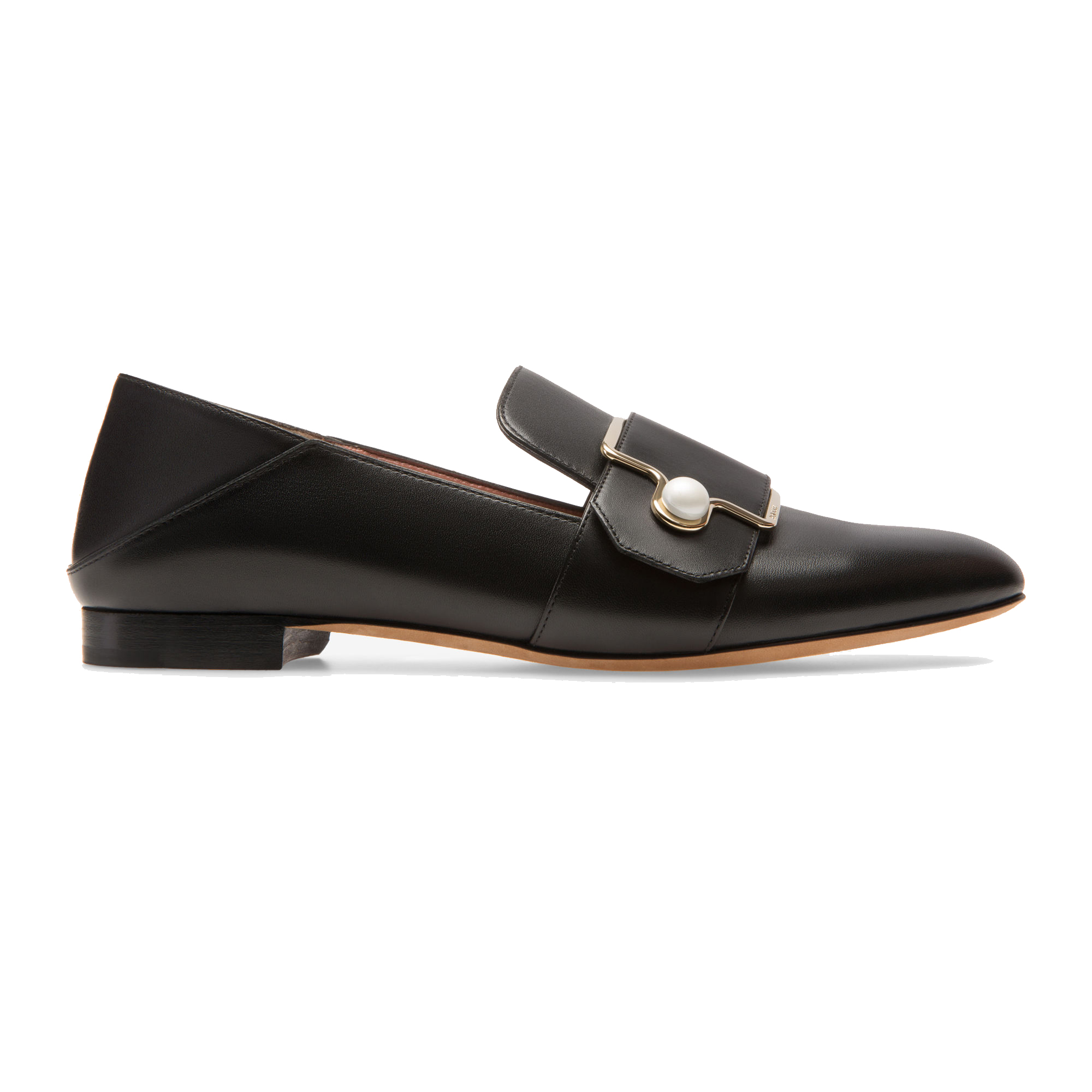 Bally Maelle Leather Slipper