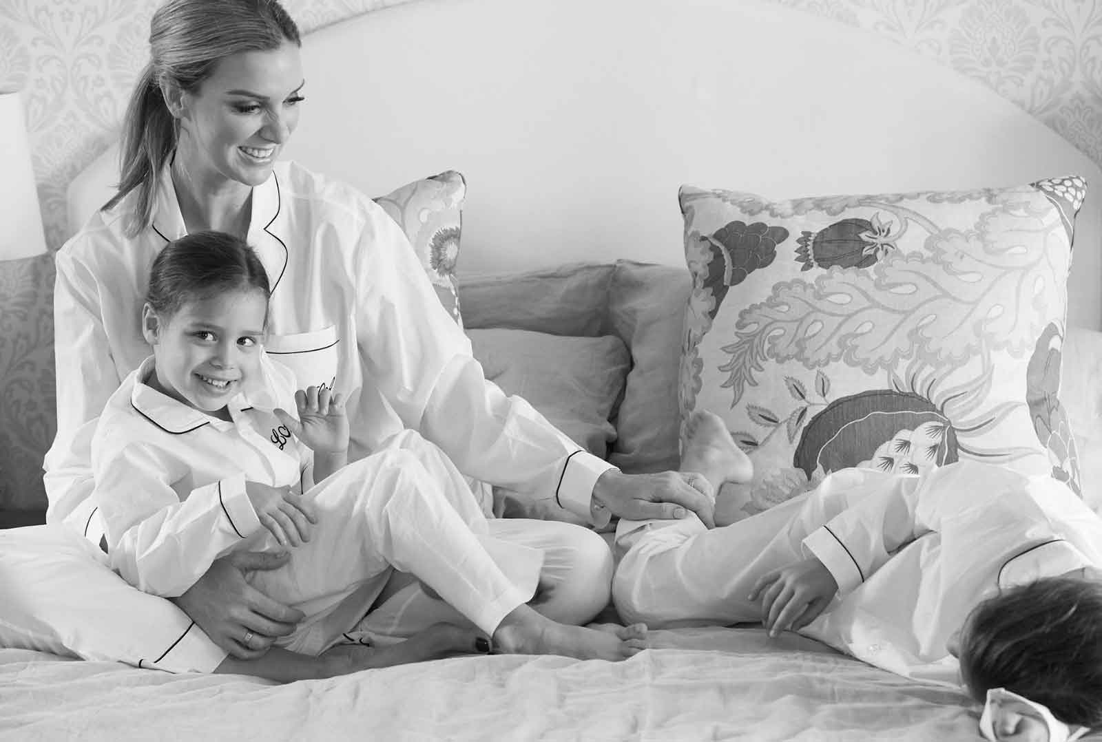 At Home (in Pyjamas) With Our Founder Georgie Abay