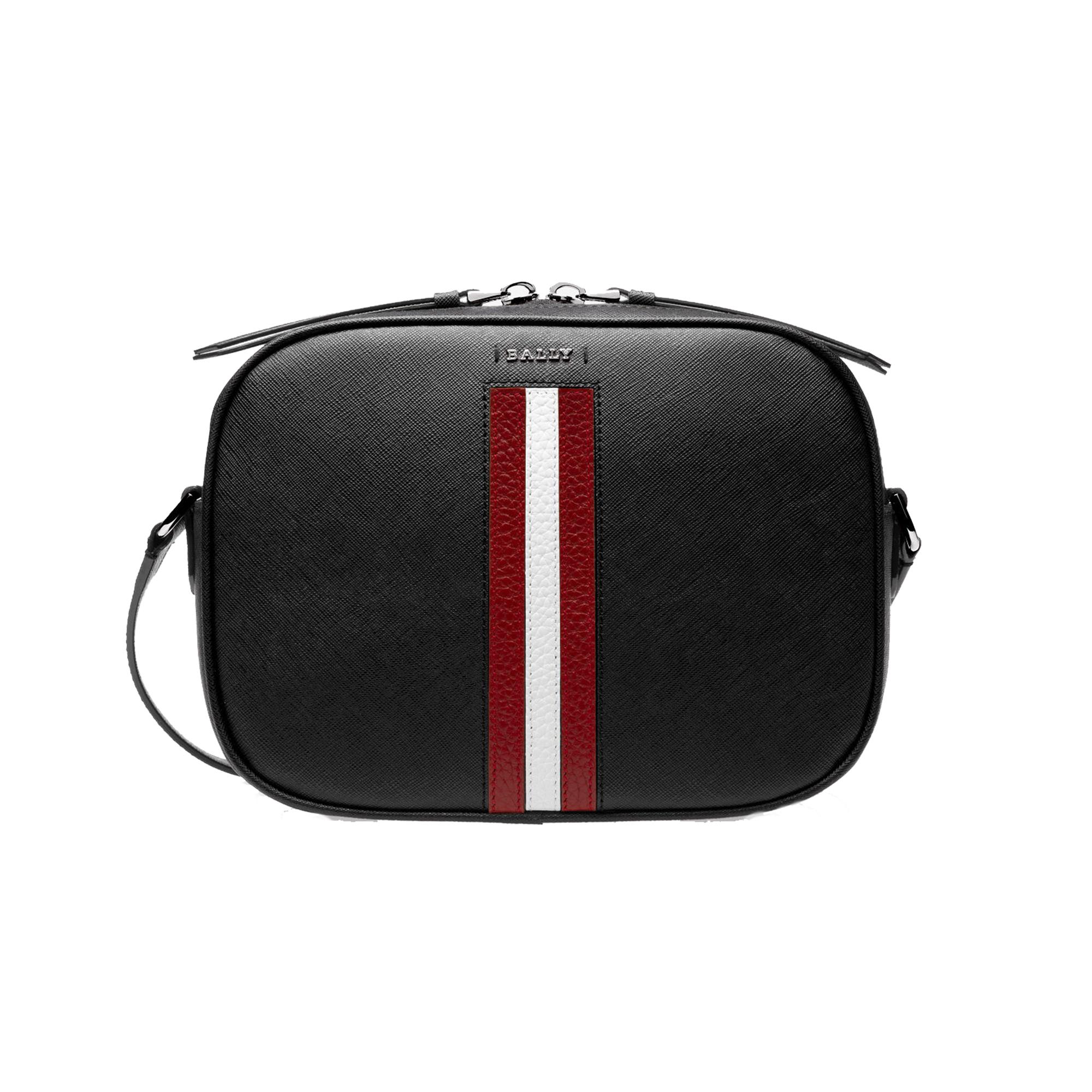 Bally Sastrid Saffiano Leather Minibag