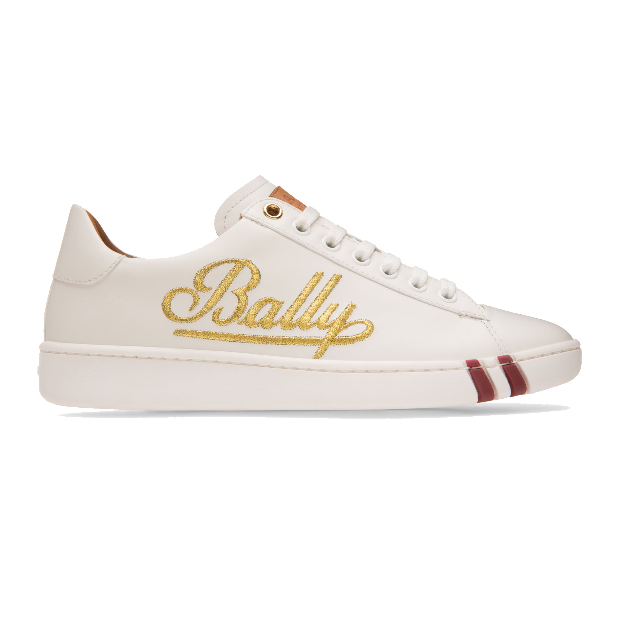 Bally Wiera Embroidered Trainers