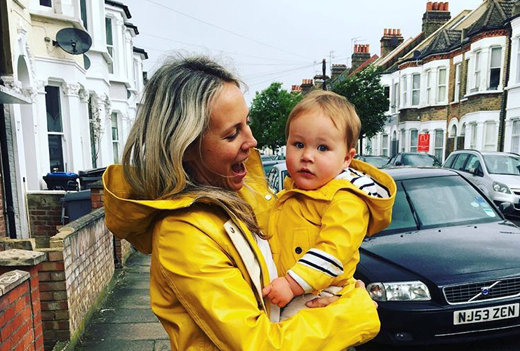 Marie Claire UK's Tanya Philipson on Motherhood and Mum-Style