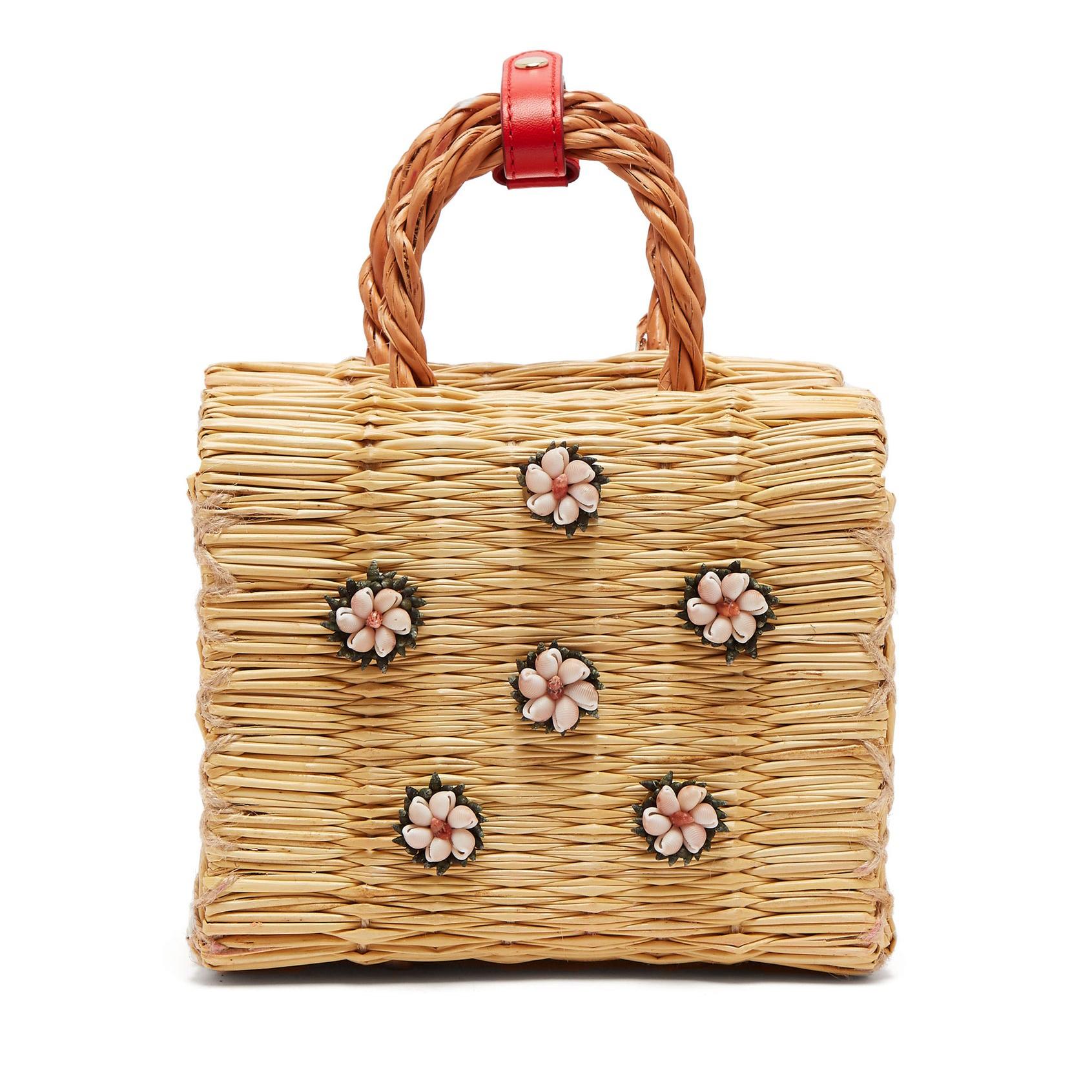 Heimat Atlantica Shella Mini Basket Bag