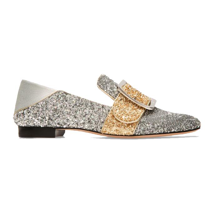 Bally Janelle Leather Slipper