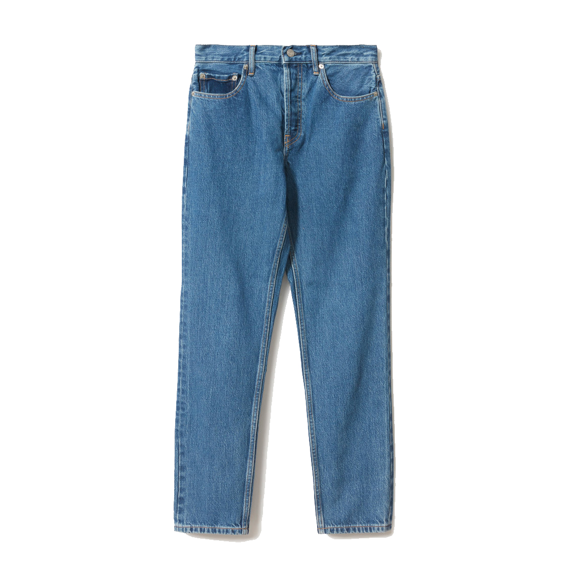 Everlane The 90s Cheeky Straight Jean Blue
