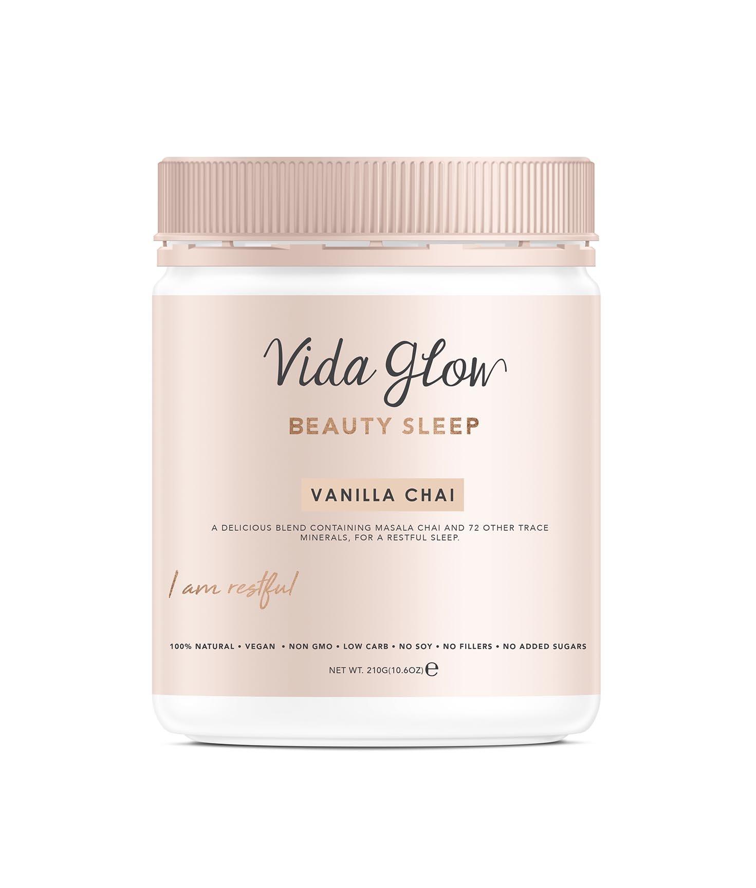 Vida Glow Beauty Sleep Chai