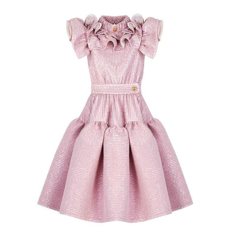 Megan Hess Claris x Poca & Poca – Tiny Heather Dress $490.00