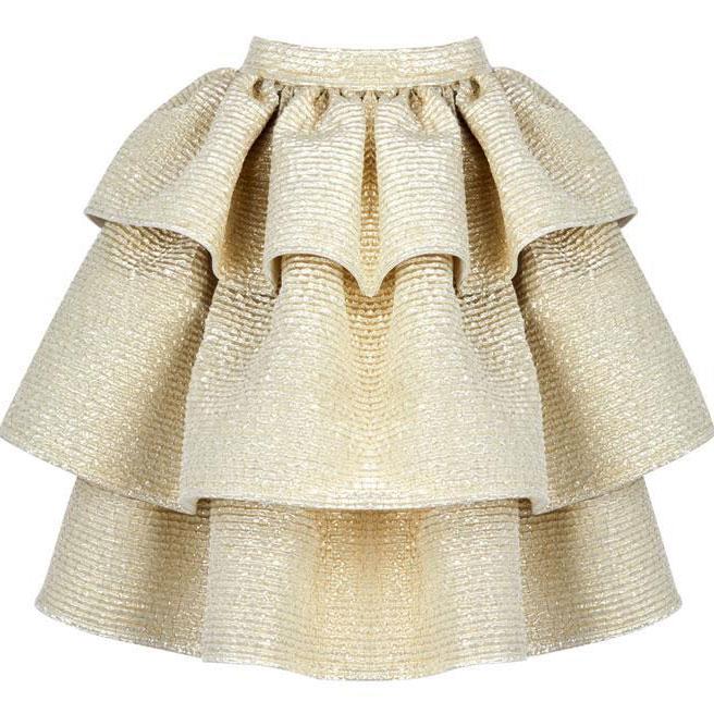 Megan Hess Claris x Poca & Poca – Chance for Dance Skirt $425