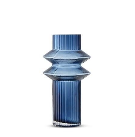 MARMOSET FOUND Small Aswan Vase Ink Blue $49