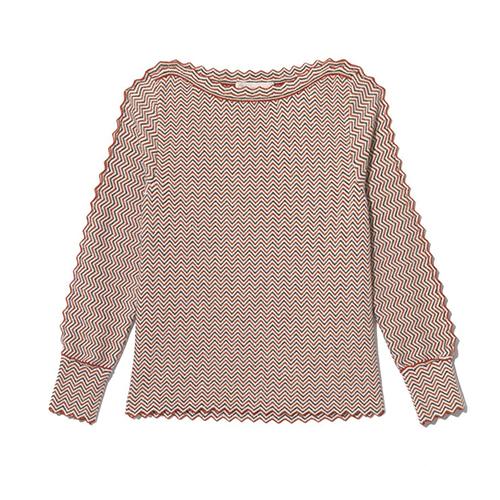 Alex Gore Browne Stripe Savannah Sweater