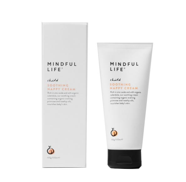 The Mindful Life Soothing Nappy Cream