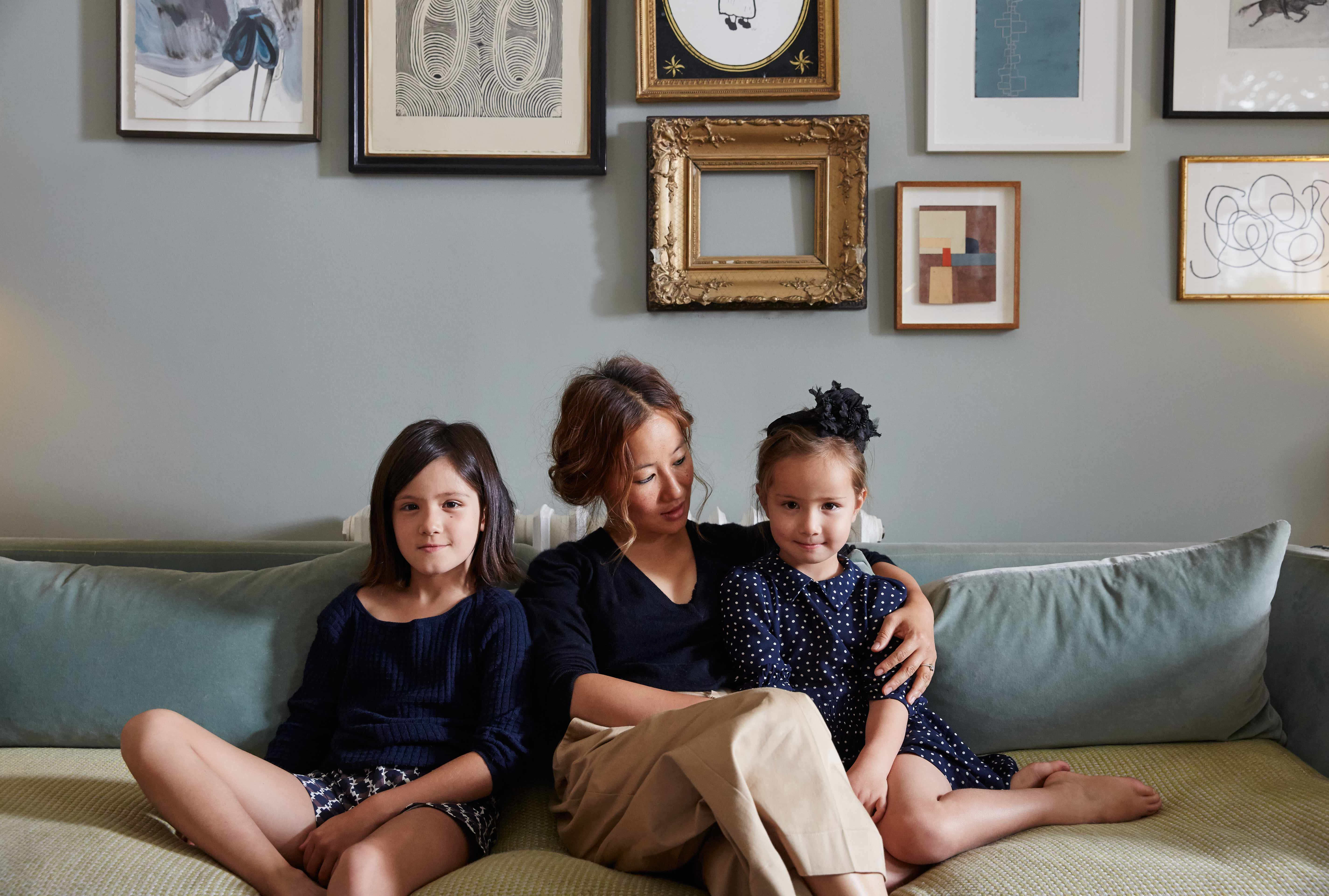 Carolyn Asome's Letter To Her Children