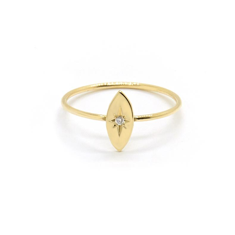 Natalie Marie Jewellery Willow Ring