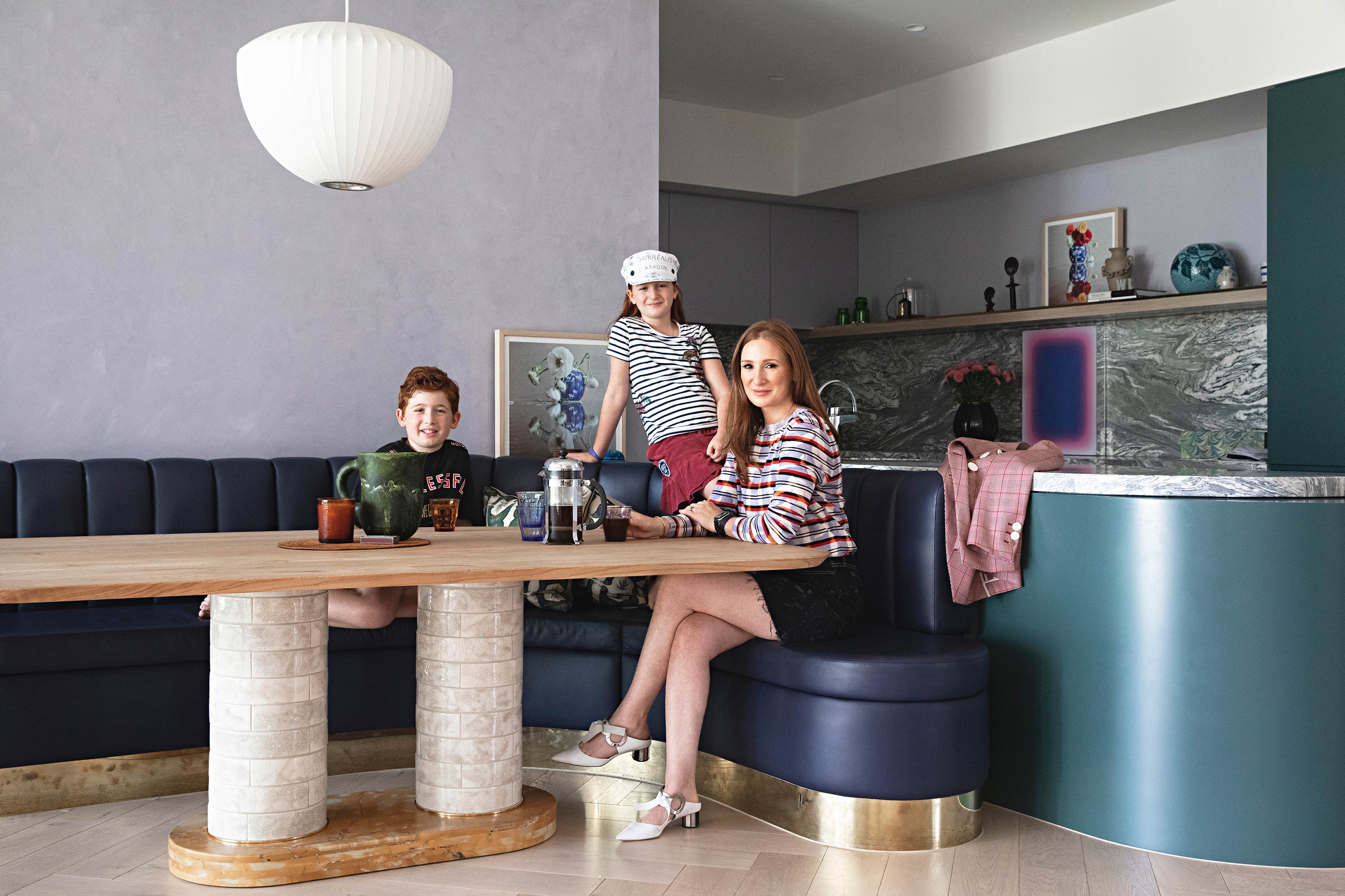 Ilana Moses Shows us Around Her Spectacular Melbourne Abode