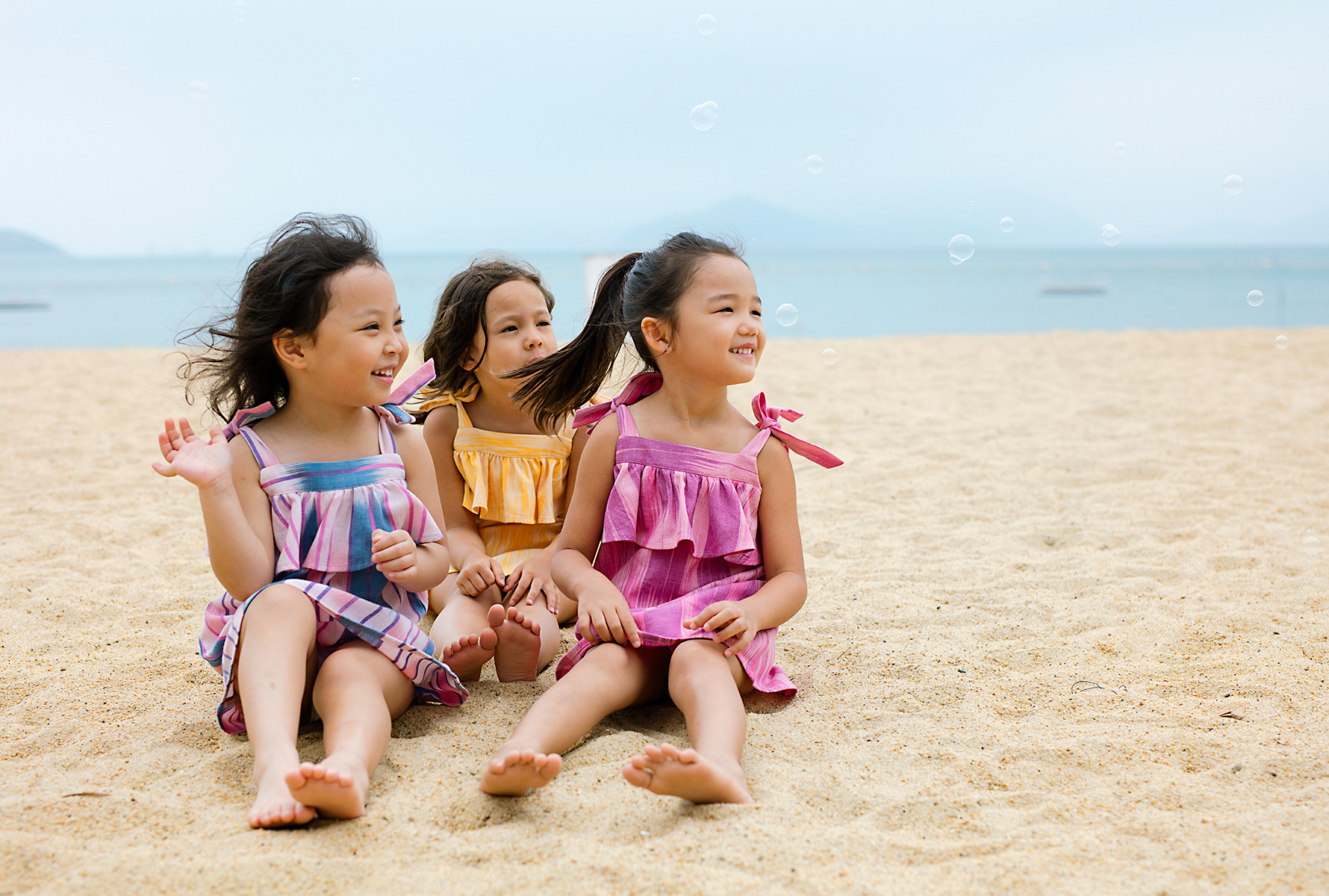 Sustainable & Oh-So-Cute, This Summer, Our Children Will Be Wearing Little Islanders