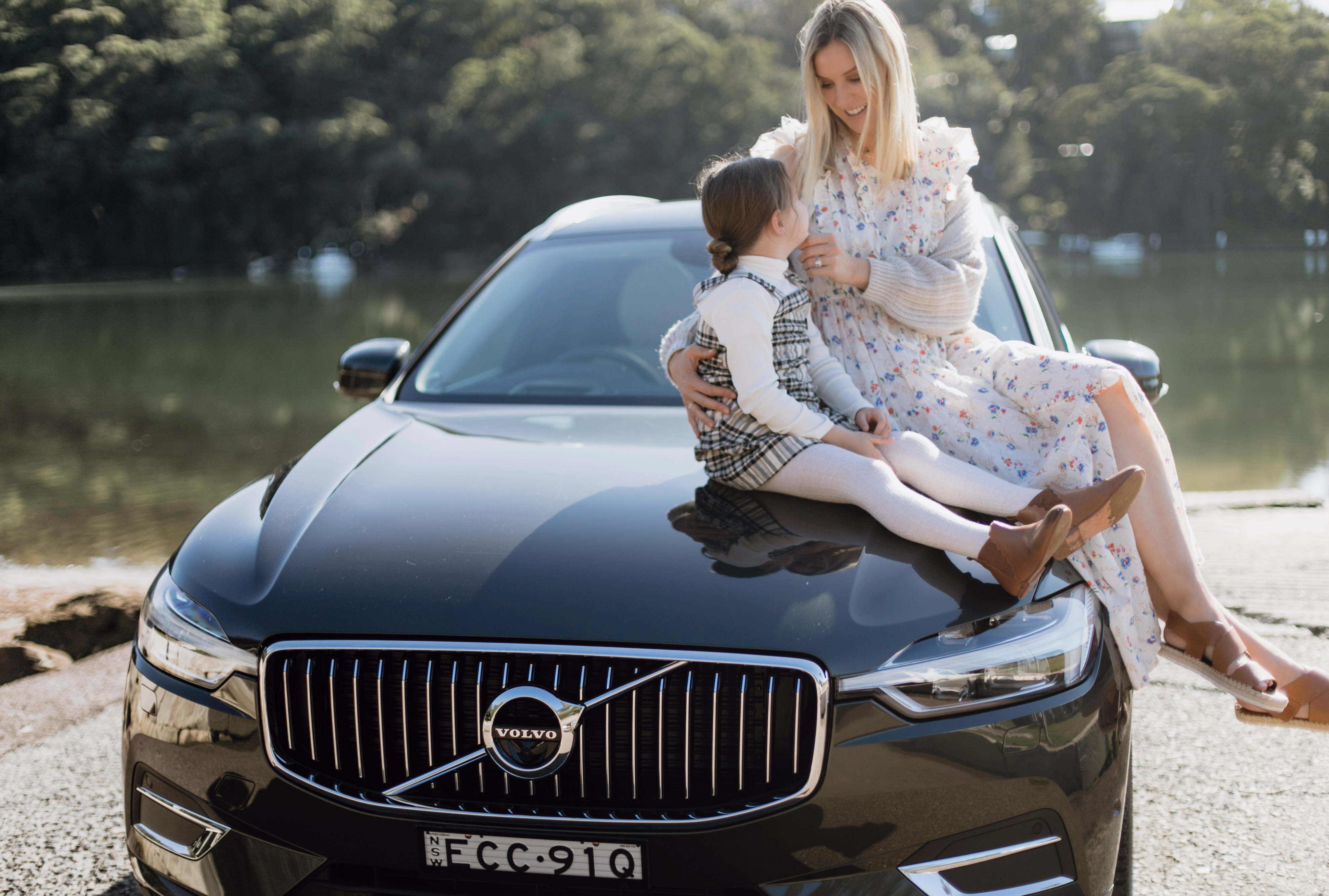 Our Founder Georgie Abay Reviews The Volvo XC60 – Here's What She Thought