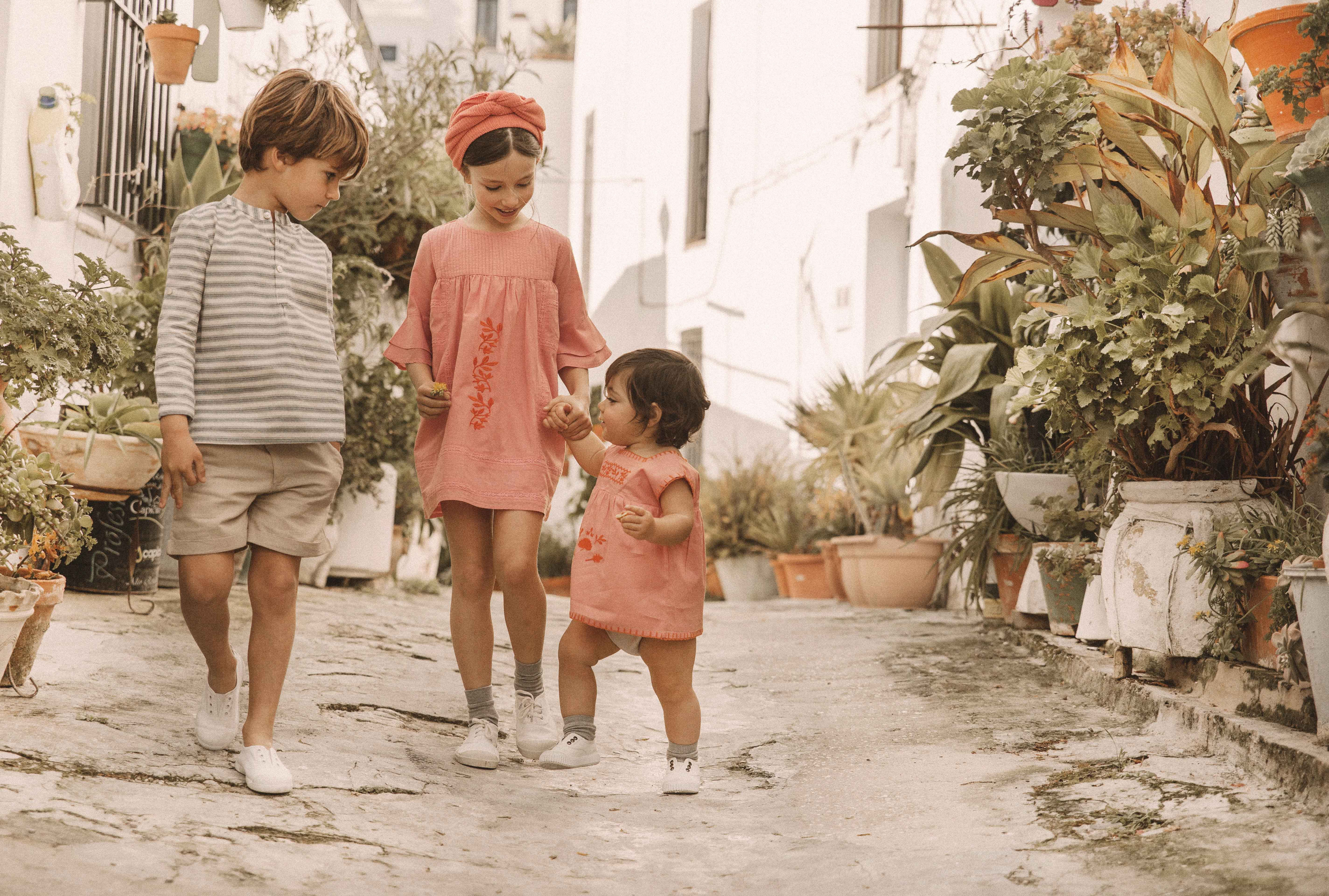 The New Spanish Childrenswear Brand You Need To Know