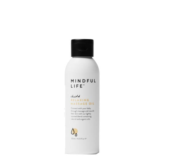 The Mindful Life Relaxing Massage Oil