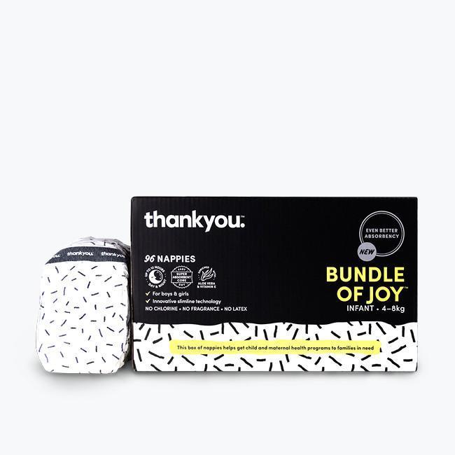 Thankyou Nappies – Bundle Of Joy