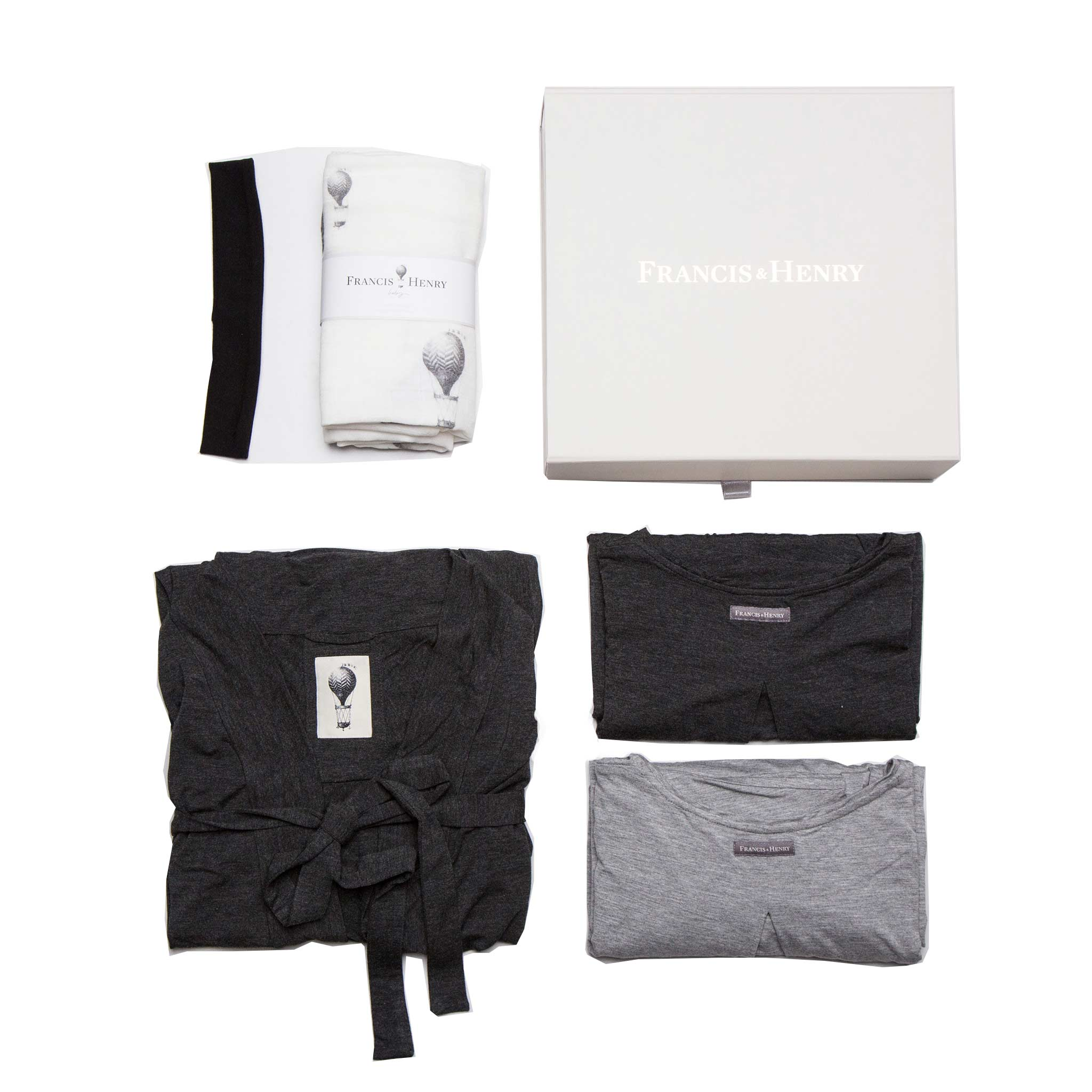 Francis & Henry Mama Luxe Bundle